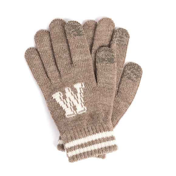 WILDBRICKS - WB TOUCH GLOVES (beige)