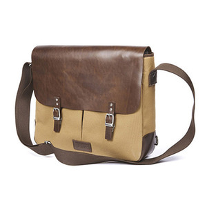 HELSTONS MESSENGER BAG
