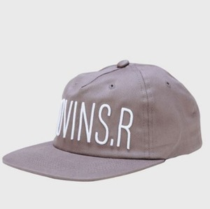 MOVINS.R - FAITHER FIVE PANEL CAP GRAY