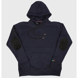 [모빈스알 후드] MOVINS.R - AXIO LOVE SIGN HOODIE NAVY