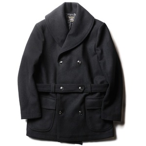 M-1926 Over Coat  -Black-