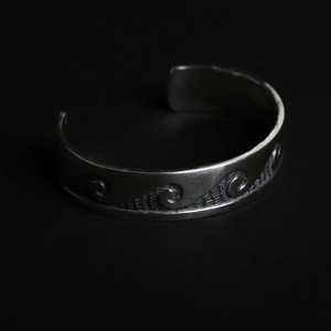 [헬도라도 팔찌] Helldorado - Water Wave Cuff Bracelet