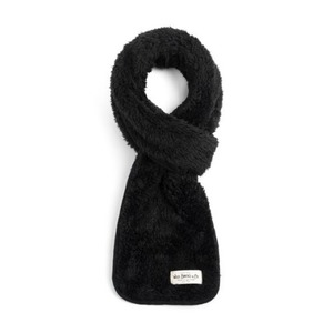 WILDBRICKS - BS FLEECE STOLE (black)