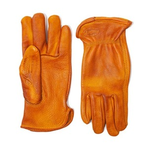 [에이징씨씨씨 X 카이맨 글러브] AGINGCCC X CAIMAN KOREA - HAND DYEING DRIVERS GLOVES-TAN