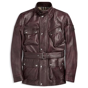 [벨스타프 팬더 가죽자켓] 2018F/W BELSTAFF PANTHER JACKET - RECTORY RED