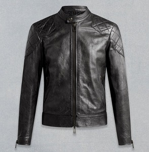 2018F/W BELSTAFF WEYBRIDGE JACKET - Black