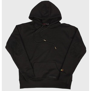 [모빈스알 후드] MOVINS.R - AXIO LOVE SIGN HOODIE BLACK