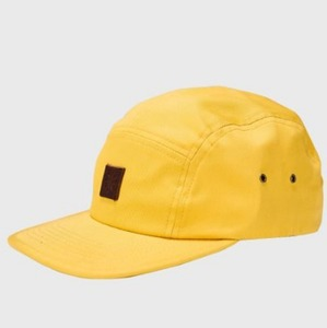 MOVINS.R - GTD(Grand Tour in Dream) CAMP CAP YELLOW