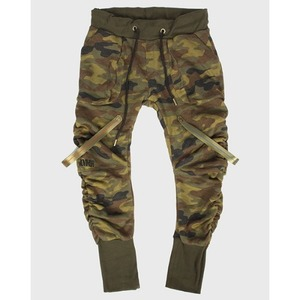 [모빈스알 모토스웻팬츠] MOVINS.R - TIGRIS CAMO LOVER WRINKLE PANTS CAMO