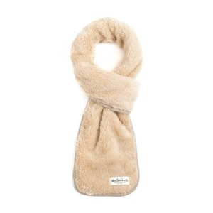 WILDBRICKS - BS FLEECE STOLE (ivory)