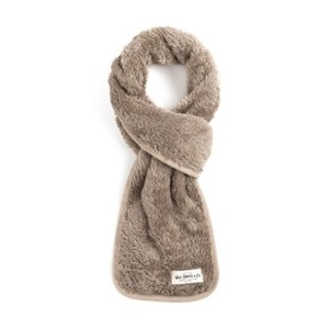 WILDBRICKS - BS FLEECE STOLE (light grey)