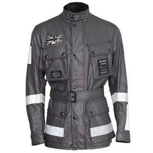 2018F/W BELSTAFF TRIALMASTER 70TH ANNIVERSARY JACKET - Black