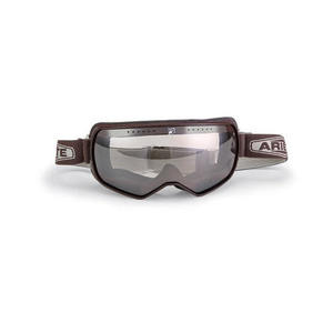 Ariete Feather Goggles Brown / Brown