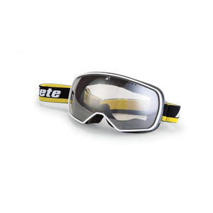 [아리에테 고글] Ariete Feather Goggles Yellow / Black