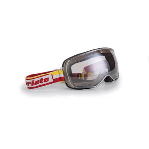 [아리에테 고글] Ariete Feather Goggles Yellow / Red