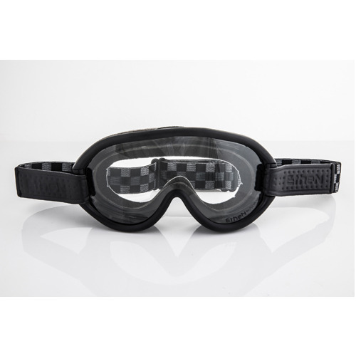 [에텐 고글] Ethen Scrambler goggle 04 Check Black/Grey
