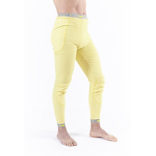 [바우텍스 케블라 내의] BOWTEX STANDARD LEGGINGS  YELLOW