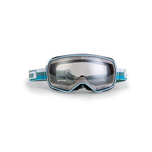 [아리에테 고글] Ariete Feather Goggles White / Turquoise