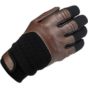 biltwell - Bantam Gloves - Chocolate/Black