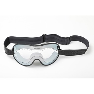 Ethen Caferacer Goggle SILVER ANTI CRASH