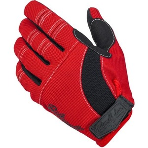 [빌트웰 글러브] Moto Gloves - Red/Black/White