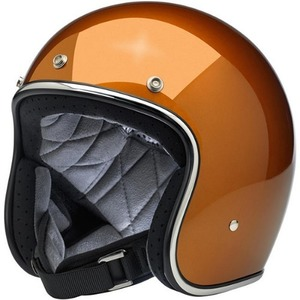 [빌트웰 보난자 헬멧] BILTWELL BONANZA GLOSS COPPER