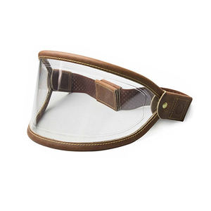 HEDON HEROINE CLASSIC  VISOR GOGGLE BROWN-BRASS