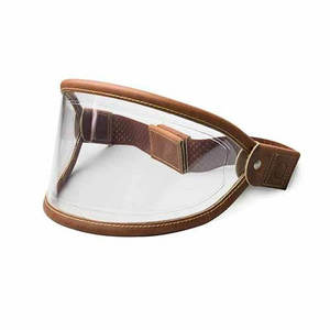 HEDON HEROINE CLASSIC  VISOR GOGGLE BROWN-STEEL