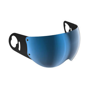 [루프 바이저] ROOF - BOXER V8 VISOR  IRIDIUM BLUE