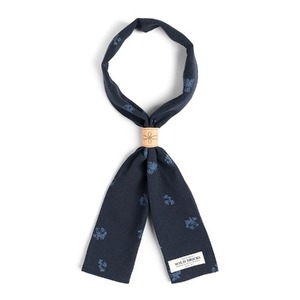 WILDBRICKS - PINE SCARF (navy)