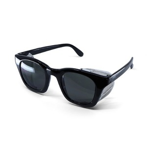 BSPOKE - WING GLASSES / BLACK&SMOKE