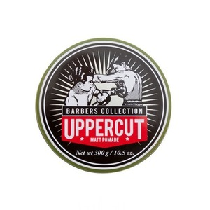 [어퍼컷 디럭스 포마드] UPPERCUT DELUXE - MAXI MATT POMADE / 10.5oz