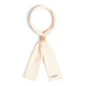 WILDBRICKS - ROPE SCARF (ivory)