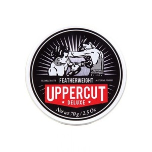 [어퍼컷 디럭스 포마드] UPPERCUT DELUXE - FEATHER WEIGHT / 2.5oz