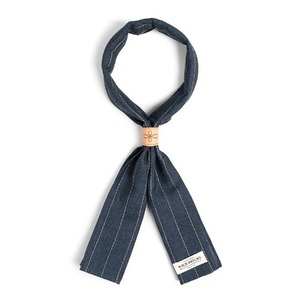 WILDBRICKS - LS STRIPE SCARF (blue)