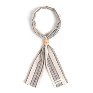 WILDBRICKS - CT VIN SCARF (ivory)