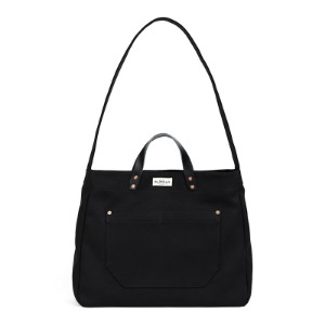 [와일드브릭스 투웨이백] WILDBRICKS - HBT TWO-WAY BAG (black)