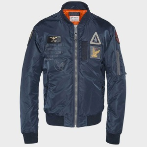 [쇼트뉴욕 항공점퍼] Schott N.Y.C. Europe - Air Force 2 MA-1 Jacket - Navy