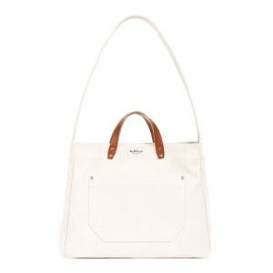 [와일드브릭스 투웨이백] WILDBRICKS - HBT TWO-WAY BAG (ivory)