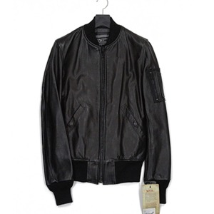 [쇼트뉴욕 가죽자켓] SCHOTT N.Y.C - 227 LEATHER JACKET / BLACK
