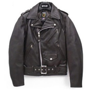 [쇼트뉴욕 가죽자켓] SCHOTT N.Y.C - 613US LEATHER JACKET / BROWN