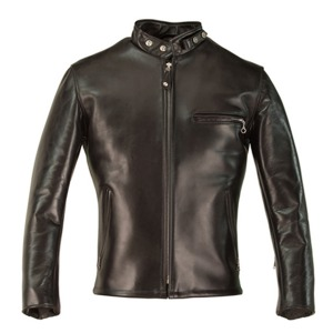 [쇼트뉴욕 가죽자켓] SCHOTT N.Y.C - 641HH LEATHER JACKET / BLACK