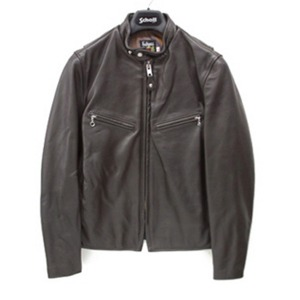 [쇼트뉴욕 가죽자켓] SCHOTT N.Y.C - 641XX LEATHER JACKET / BROWN