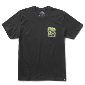 [알에스디 티셔츠] RSD - RSD T-SHIRT  80'S CRASH BLACK