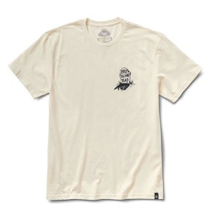 [알에스디 티셔츠] RSD - RSD T-SHIRT  SHRED WHITE