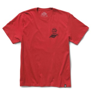 [알에스디 티셔츠] RSD - RSD T-SHIRT  SHRED RED