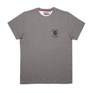 [헬스톤 티셔츠] HELSTONS - T-SHIRT  CHEVIGNON RIDE GREY