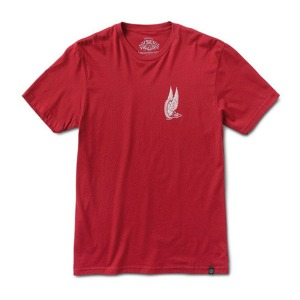 [알에스디 티셔츠] RSD - T-SHIRT TRACTION WING CARDINAL RED