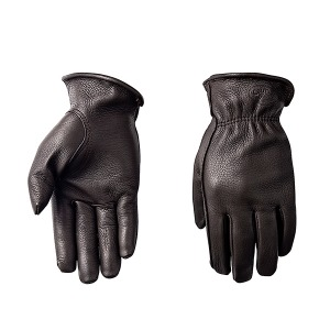 [카이맨 사슴가죽 글러브] CAIMAN KOREA - Brown Basic Drivers Gloves