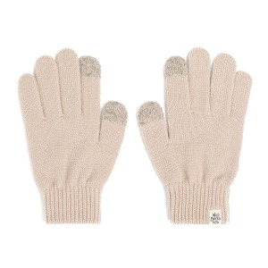 [와일드브릭스 터치 글러브] WILDBRICKS - AW BASIC TOUCH GLOVES (ivory)